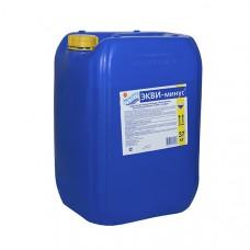 ЭКВИ-минус жидкое средство для понижения уровня рН