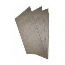 Базальтовый картон 1,0х0,6 м толщина 6 мм