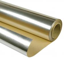 Фольга алюминиевая на крафт-бумаге 18 м2